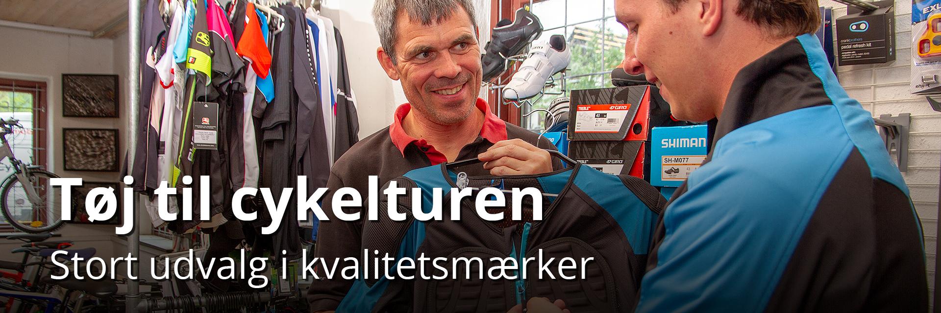 3acce84e193 Cykelbeklædning | www.cykeldoktoren.dk